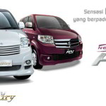 Rental Sewa Mobil APV Jogja : Suzuki All New APV Arena Luxury