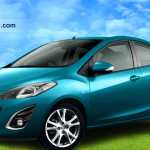Rental Sewa Mobil Mazda 2 Jogja : New Mazda City Car